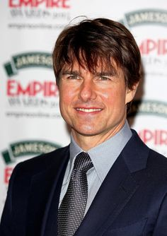 Photos : Tom Cruise à l'honneur des Jameson Empire Awards 2014