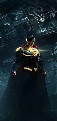Spectacular Superman Son of Krypton Superman Comic, Batman Vs Superman, New 52, Dc Universe, Injustice 2 Supergirl, Instant Gaming, Dc Comics, Superman Costumes, Univers Dc