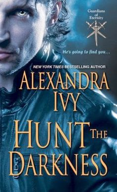 Twin Sisters Rockin' Book Reviews: ~Review~Hunt the Darkness (Guardians of Eternity #...