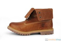 9e6127d49db4ac Timberland Women's Timberland Authentics Suede Roll-Top Boots (Wheat) |  8307A