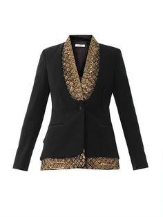 Altuzarra St Michel embellished jacket