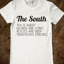 The South 2 from Glamfoxx Shirts