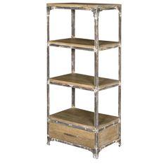 Industrial Revolution  Dockyard Shelf Unit