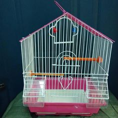 Quality Bird Cage For Small Birds