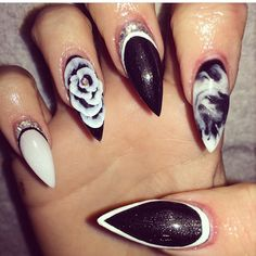 Beautiful nails<3
