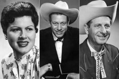 Patsy Cline..Hawkins and Copas 1963