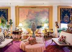 John Richardson's New York loft