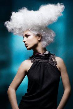 Collection: Composite || Hair: Dimitrios Tsioumas || Photography: Babak || Make-up: John Simpson