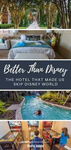 Four Seasons Orlando: The Hotel That Made Us Skip Disney World - Schonsten-urlaubsziele Best Family Vacations, Family Vacation Destinations, Florida Vacation, Florida Travel, Vacation Trips, Dream Vacations, Family Travel, Vacation Ideas, Family Trips