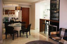 Arquitetas apresentam opções para ampliar as salas de apartamentos compactos