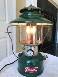 66 Best Repurposed Coleman Lantern images in 2018 | Coleman