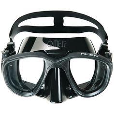 """Omer """"Alien"""" Spear-Fishing & Diving Mask"""