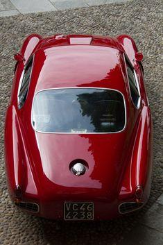 Fiat 8V Vignale Berlinetta
