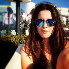mirror sunglasses ▲