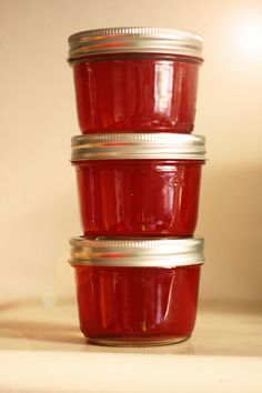 Plum Jelly will be making some in the next couple of days.. so many plums, so little time . : ) thanks for the recipe. looks easy