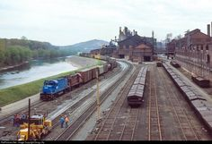 RailPictures.Net Photo: CR 2072 Conrail Alco C420 at Bethlehem, Pennsylvania by Doug Lilly