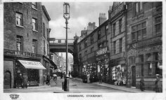 Stockport Uk, Dundee, Old Photos, Manchester, Street View, History, Nature, Life, Roots