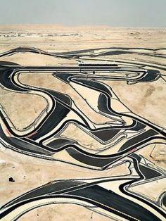 Aerial Photography - Andreas Gursky of Bahrain