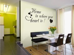 Wall stickers with quotes - find it on bimago! #wallstickers #stickers #home #quotes