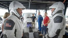NASA and SpaceX: Dragon Crew Extraction Rehearsal | NASA