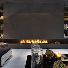 Stunning fireplace - Casa do Passadiço.