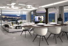 New 5 bed duplex penthouse in cutting edge contemporary  development near Puerto Banus http://www.banusproperty.com/en-264-00079P.html