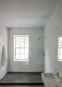 finestra nella doccia | problemi, idee, soluzioni