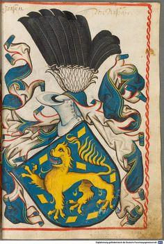 Grafen von Nassau um 1450 Image