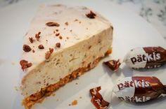 Pienet herkkusuut: Yksi parhaista juustokakuista; Pätkiskakku (myös liivatteeton versio) Xmas Desserts, No Bake Desserts, Vegan Desserts, Baking Recipes, Cake Recipes, Finnish Recipes, Just Eat It, Sweet Pastries, Piece Of Cakes