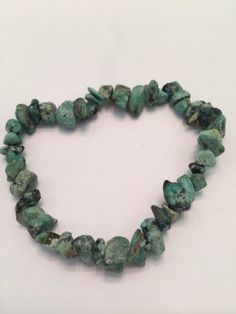 A personal favorite from my Etsy shop https://www.etsy.com/listing/192969810/chinese-turquoise-healing-stone-bracelet