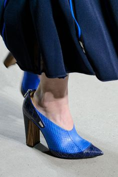 You Don't Want to Miss the Shoes on NYFW's Spring Runways  Prabal Gurung Spring '17