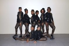 Hoofer Englewood Tinni Feet Cultural Arts Company Dusable Museum ad African American History 2014