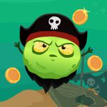 PokeMonsterPirates: Enjoy poke monsters, collect their treasure and be the best pirate ever, or challenge your friends in the two player vs…