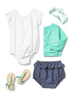 Going Home Outfit: Baby Clothing: Baby Girl Clothing: We Love These Baby Girl New Arrivals | Gap