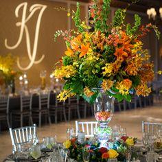 wedding reception at a glance - http://madailylife/wedding