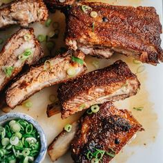 Dry Rub For Steak, Dry Rub For Ribs, Chinese Dishes Recipes, Asian Recipes, Ethnic Recipes, Chinese Spices, Chinese Food, Baby Back Pork Ribs, Baked Ribs
