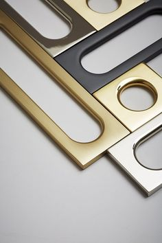 The MOD Hardware Collection inspired by mid-century architecture and automobiles | DSHOP