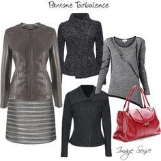 A great neutral for this season-Pantone Turbulence AW13 #coloursense