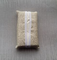 Pocket Tissue Case spotty £2.00