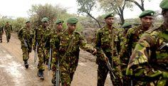 Kenya Defense Forces