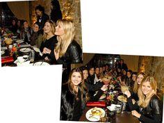 Chegou a vez das convidadas do jantar de ontem!!! Estavam presentes: eu, a Cris, a Bruna Ribeiro (do Mannual), Fran Monfrinatti (do Love.Shoe.lovers), Naty Vozza (do Glam4you), Lala Rudge e Maria Rudge Piva de Albuquerque (do Blog da Lala), Ju Ozol (do ozstore), Mariah (do Blog da Mariah), Lala Noleto (do Blog da Lala – …