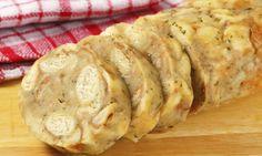 Krásný mozaikový vzhled, žádné kynutí i výborná chuť. Takové mohou být karlovarské knedlíky pro začátečníky. Nahlédněte pod pokličku staročeské kuchyně. tescorecepty.cz - čerstvá inspirace. Snack Recipes, Cooking Recipes, Snacks, Czech Recipes, Ethnic Recipes, Dumplings, Mashed Potatoes, Side Dishes, Chips