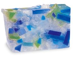 KM Gifts - Beach Glass Bar Soap, $8.00