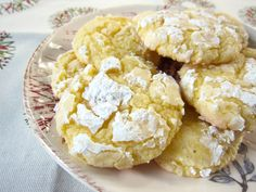 Almond Cream Cheese Cookies
