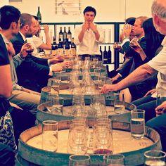 WineSkool in session with Eddie McDougall