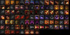 Diablo 3: Icons, In-game Faces, Potions & Elixirs | Diablo 3 News, Diablo 3 Guides & Diablo 3 Community