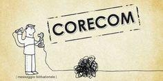 CoReCom conciliazioni indirizzi e telefoni