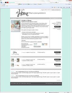 Ariadne webshop