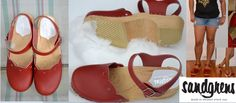 Spruce up your spring fashion by adding Swedish clogs to your shoes collection. Unique and quality handcrafted clogs by Sandgrens clogs. Read more; http://efashiontalk.com/2014/03/charming-sandgrens-milan-swedish-clogs-review/