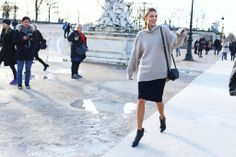 Check out fashion photos from our PFW Fall 2014 Street Style Post today at SCLStyle.com: